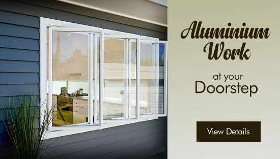 aluminium services in gurgaon