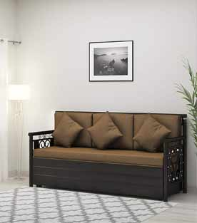 metal steel sofa